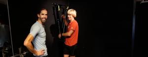 Anders Szalkai mot Vasaloppet med SkiErg. Wickström Coaching.