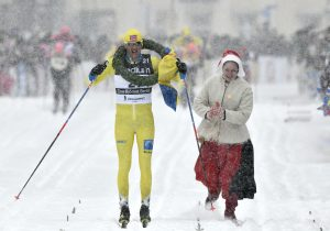 Tore Berdal, vinnare Vasaloppet 2019. Foto: Vasaloppet.